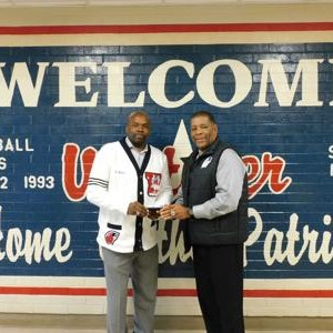 Photo for Westover receives the Cooperative Spirit Sportsmanship Award